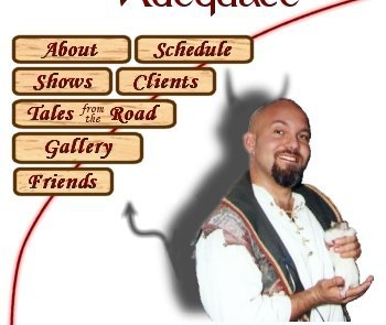 Zoltan the Adequate - Performing shows at Renaissance Festivals, Medieval Faires, Outdoor Events...